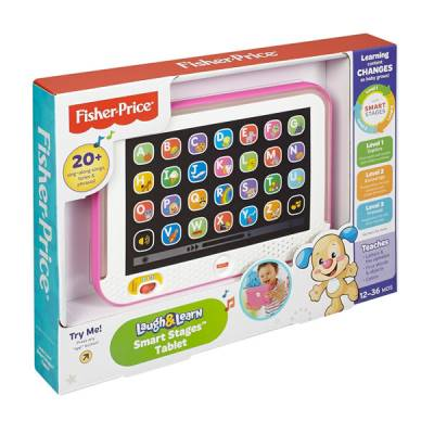 MATTEL TABLET LAUGH LEARN SMART STAGES